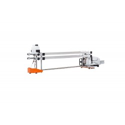 """Big Mill saw frame, for 56"""" (142 cm) guide bars"""