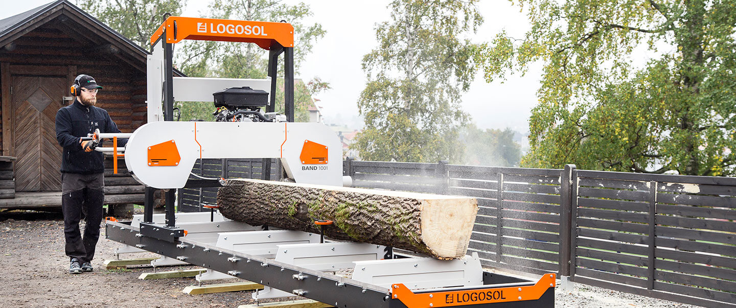 Where better to buy equipment for sawmill 42